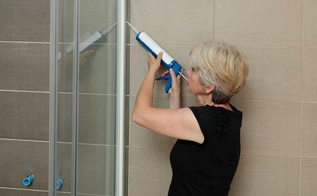 montage cabine de douche