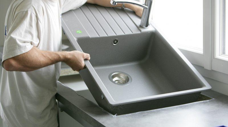 Comment poser un évier de cuisine ?